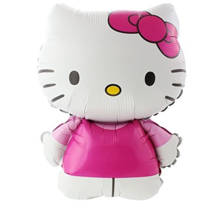 Balónek Hello Kitty 60cm